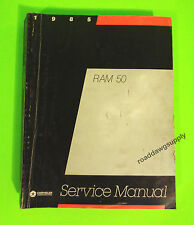 1985 Dodge Ram 50 Service Shop Repair Manual Book