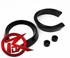 """2.5"""" Front Aluminum Coil Spring Spacers Level Lift Kit 1965-1975 GMC Ford 2WD"""