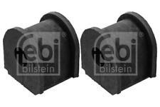 2x Anti-roll Bar Stabiliser Bush Rear/Right/Left for HONDA CIVIC 1.8 06-12