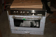 "Verona Vefsee 365 36"" Electric Range 5 Elements Convection Oven Stainless As-Is"