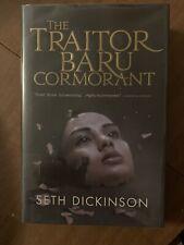 The Masquerade Ser.: The Traitor Baru Cormorant by Seth Dickinson (2015,...