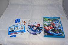 Mario Kart 8 Wii U Japan Import Complete in Box North American Seller