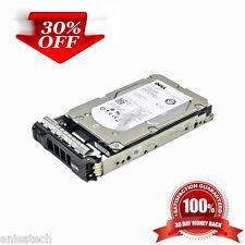 "Dell 600 Gb 15k Sas 6 Gbps de 3,5 ""disco duro Dp/n 0w348k w348k R710 R510 T710 T610"