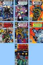 NICK FURY Agent Of SHIELD V.2 #s  1-7 NM 1990 MARVEL COMICS *Ship Free w/$35 Com