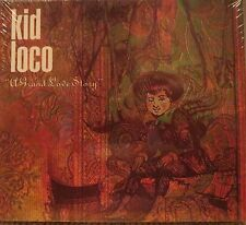 Kid Loco - Prelude To A Grand Love Story [CD New]