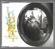 Ian McCulloch - Lover... **1992 Germany 4 Track CD Single** Echo & The Bunnymen