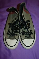 Vintage Converse Chuck Taylor High Top Military Green Usa shoes mens size 5