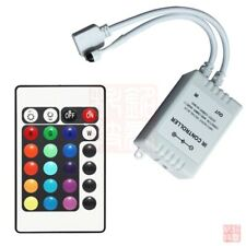24 Key IR Remote Controller BOX DC 12V for RGB LED 3528 5050 SMD Strip Lights