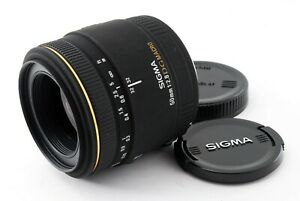 "Sigma EX 50mm f/2.8 EX DG Lens For Canon ""Excellent+++"" #20589 JAPAN"