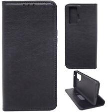 Custodia simil pelle FLIP BOOKLET CASE per VIVO X51 5G stand tasche portafoglio