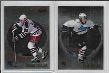 1998-99 Topps Bowman's Best With SP's Set #d 1-150