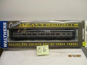 C6 Walthers Heavyweight HO 932-10057 Pullman 8-1-2 Plan 3979A NYC