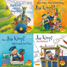 Maxi Pixi Bücher Jim Knopf Set 65 Ab 3 Jahren Bilderbücher + BONUS