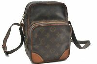 Authentic Louis Vuitton Monogram Amazone Shoulder Bag M45236 LV A9362