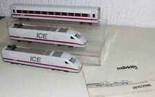 Märklin ICE 3 tlg Triebwagenzug DB 401 569-9, 069-0 u 802 067-9 Delta Digital