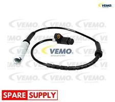 SENSOR, WHEEL SPEED FOR BMW VEMO V20-72-0427 ORIGINAL VEMO QUALITY