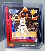 Devontae Cacok 2019-20 Panini NBA Instant Lakers #233 Basketball Card 1 of 340
