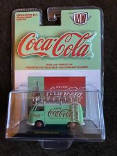 M2 Machines Coke A01 1960 VW Delivery Van LE 9600 1:64 scale.  New In Box
