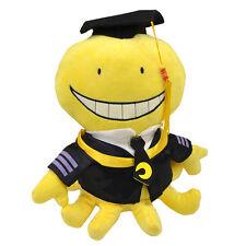 Anime Cosplay Assassination Classroom Korosensei Kuscheln Puppe Geschenk 30cm