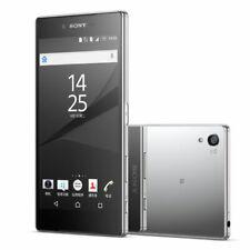 """Sony Xperia Z5 Premium 32 Go (E6853) 4G Débloqué d'usine 5,5"""" Smartphone Argenté"""