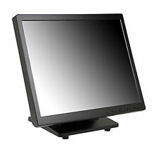 """17"""" Touch Screen POS TFT LCD Touchscreen Monitor for Restaurant Kiosk Retail"""