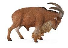 Mähnenspringer Berberschaf Aoudad  8 cm Wildtiere Collecta 88683