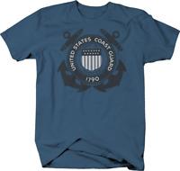 US Coast Guard Semper Paratus T-Shirt