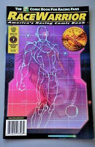 Comic, Race Warrior #7, 2000