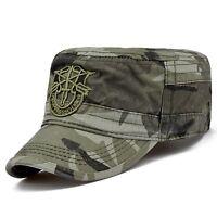 Military Hat Golf Baseball Summer Castro Army Cadet Patrol Castro Cap Men Women