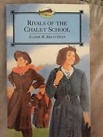 Rivals of the Chalet School by Elinor M. Brent-Dyer Paperback Book 1992 Edition