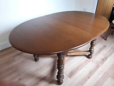 Genuine Ercol Vintage/Retro Large Extending Dining Table