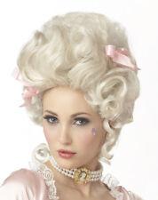 Adult Blonde Marie Antoinette Costume Wig