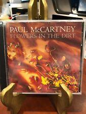 Flowers in the Dirt by Paul McCartney (CD, Jun-1989, Capitol) NEW