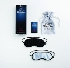 Set de 2 Masques Satin No Pecking Fifty Shades Of Grey