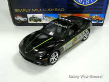 FRANKLIN MINT 2008 CORVETTE INDY 500 PACE CAR COUPE LTD ED- W/ BOX AND PAPERWORK