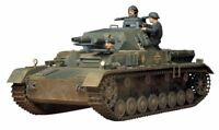 TAMIYA 1/35 German Panzerkampfwagen Mk.IV Ausf.D Model Kit NEW from Japan