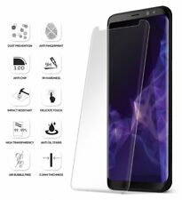 Poetic Clear【Ultra Thin】Tempered Glass Screen Protector For Galaxy S9 Plus