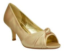 Special Occasion Court Standard Width (B) Heels for Women