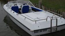 Super Lotos Sportboot mit zwei Wartburg-Melcus Motoren und 6 Vergaser