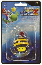 "Bee Mushroom (~1.4""): Super Mario Galaxy 2 - Mini-Figure Keychain Collection"