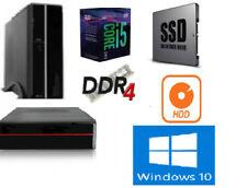 Windows 10 Intel Core i5 8th Gen. HDMI Desktop & All-In-One PCs