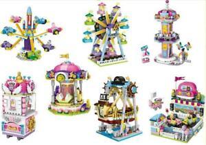 LOZ Amusement/Theme Park Mini Building Blocks Toys with Box AU STOCK