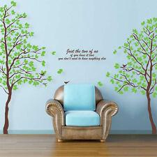 2017 Living Room Tree Large Vinyl Wall Stickers Art DIY Decal Sticker Hot
