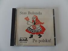 Stas Bulanda Po Polsku! CD 8109 Average Polka Band Music CD