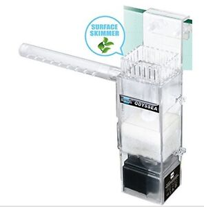 Odyssea Clean 100 Surface Skimmer Aquarium Filter 450L Plant oil surface cleaner