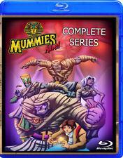 Mummies Alive! COMPLETE 1-42 ~ Blu-Ray ~ Cartoon TV Series ~ RARE, OOP