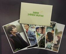 SHINEE [ SURPRISE VACATION ] POST CARD SET
