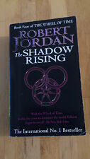 Robert Jordan - The Wheel of Time, Tome 4 : The shadow rising (Anglais)