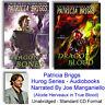 Patricia Briggs Audio Books, Hurog, Joe Manganiello