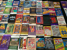 200 ASSORTED VINTAGE NON-SPORT/SPORT TRADING CARDS/STICKERS PACKS LOT + BONUS!!!